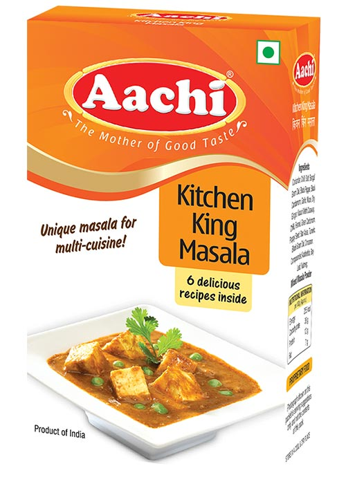 Delightful Buy Kitchen King Masala Online, Order Instant Spicy Masala At Online Store    AachiFoods.com