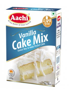 Vannila Cake Mix