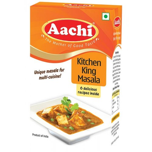 Buy kitchen king masala online order instant spicy masala for Kitchen king masala